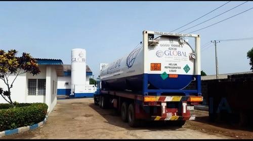 Global Gases Australia - Nigeria
